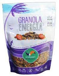 Granola Energia 200g - Onda Zen