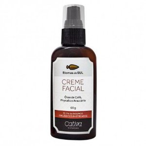 Creme Facial Biomas Do Sul 60g - Cativa Natureza