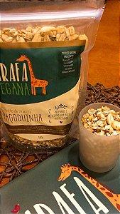 Crumble De Granola Paçoquinha 90g - Girafa Vegana