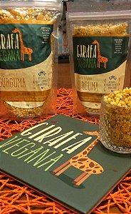 Granola Salgada De Cúrcuma 90g - Girafa Vegana