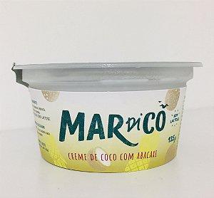 Creme De Coco De Abacaxi Com Canela 135g - Mardicô
