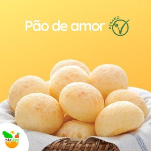 Pão De Amor 156g - Nuveg