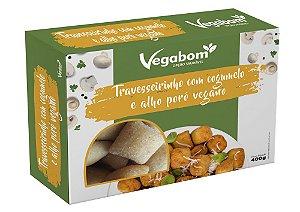 Travesseirinho Com Cogumelo E Alho Poró Vegano 400g - Vegabom