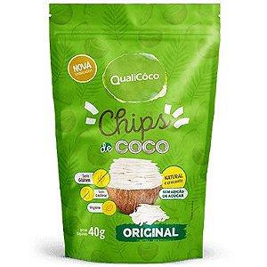 Coco Chips Original 40g - Qualicoco