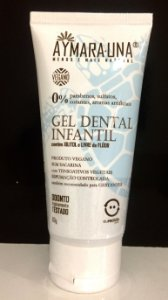 Gel dental infantil 60g - AymaraUna