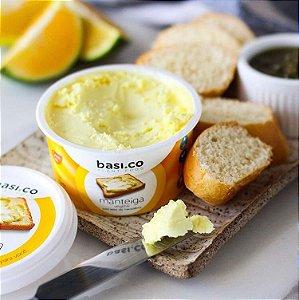 Manteiga Vegana 125g - Basi.co