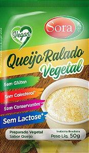 Queijo Ralado Vegetal 50g - Sora