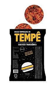 Disco de tempê de soja 220g - Mun Artesanal