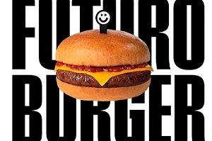 Futuro Burger Unitário - 115g