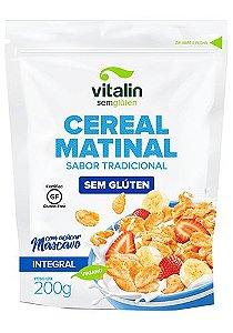 Cereal Matinal Sabor Tradicional sem glúten 200g - Vitalin