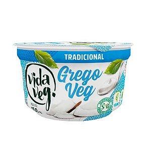Iogurte GregoVeg tradicional 150g - Vida Veg