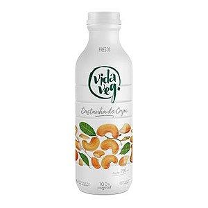 Bebida Fresca da castanha-de-caju 700mL - Vida Veg
