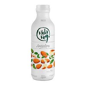 Bebida Fresca de amêndoas 700mL - Vida Veg