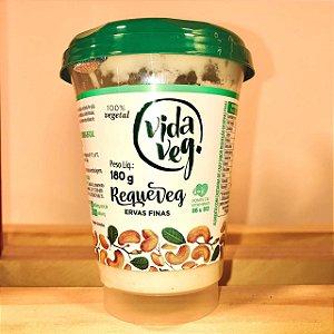 Requeijão vegano sabor ervas finas 180g - Vida Veg