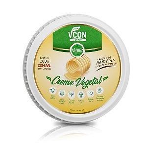 Creme vegetal 200g - VCON