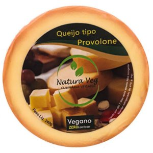 Queijo vegetal tipo provolone 240g - Natura Veg
