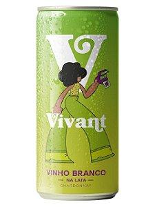 Vivant Branco 269ml - Vinho na Lata