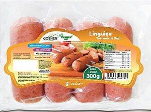 Linguiça Toscana de Soja 300g - Goshen