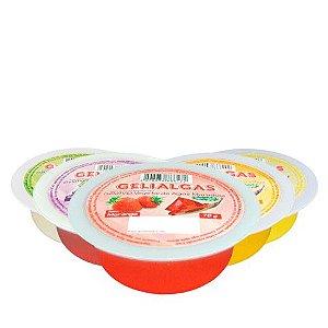 Gelatina Vegetal Sobremesa Pronta 70g - Gelialgas