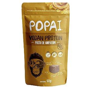 Snack protéico de pasta de amendoim - Popai