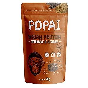 Snack protéico tapi brownie de alfarroba - Popai