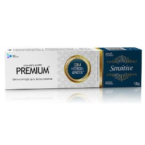 Creme dental premium sensitive 100g - contente