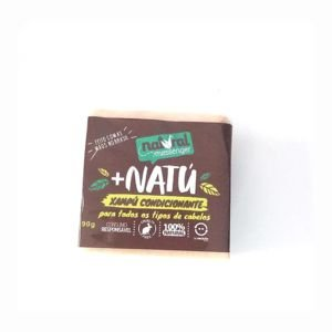Xampu Sólido 90g - Natural Messenger