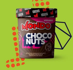 Mondo Choconuts 473mL - Viewganas