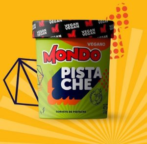Mondo Pistache 473mL - Viewganas