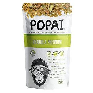 Granola Premium 100g - Popai Snack