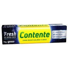 Gel dental extra forte 70g - contente