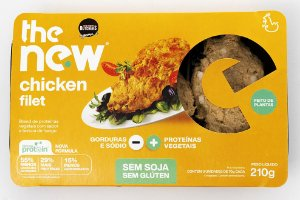 The New Chicken Filet 210g - The New