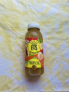 Kombucha tropical 300mL - EOS