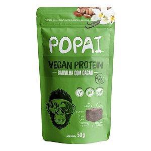 Snack protéico baunilha com cacau - Popai
