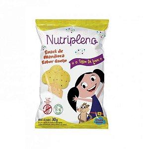 Snack de mandioca sabor queijo Show da Luna 30g - Nutripleno