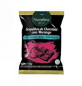 Sequilhos Zero Açúcar sabores 80g - nutripleno