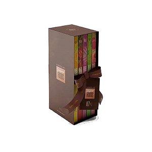 biblioteca de sabores superfoods 400g - chocolife