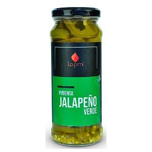 Pimenta jalapeño verde em conserva 300g - La Pimi
