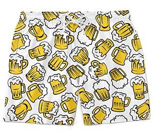 Short Praia bermuda beer sextou mod on cerveja moda
