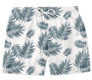 Short bermuda tropical florido moda verão tumblr ney