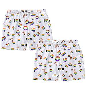 Kit Casal Masculino LGBTQ+