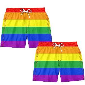 Kit Casal Masculino LGBT Básico