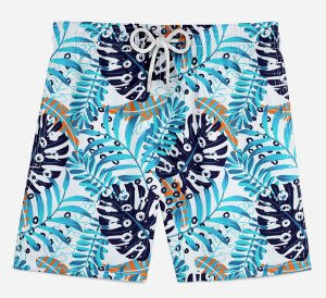 Short Praia Infantil Tropical Summer