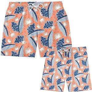 Kit Tal Pai Tal Filho Tropical Sheets