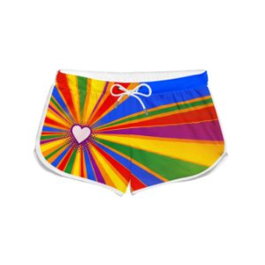 Short Feminino Praia We Are Love