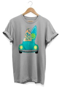 Camiseta Unissex Tropical Surf