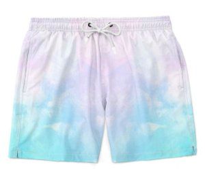 Bermuda Short Praia Tie Dye Color