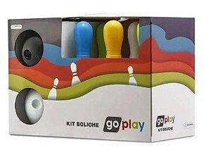 Go PlayKit Boliche com 6 Pinos