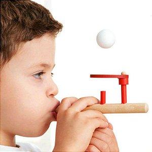 Soprador de bolinha - Terapia Respiratória