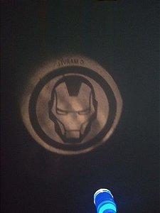 Lanterna Projetora Vingadores